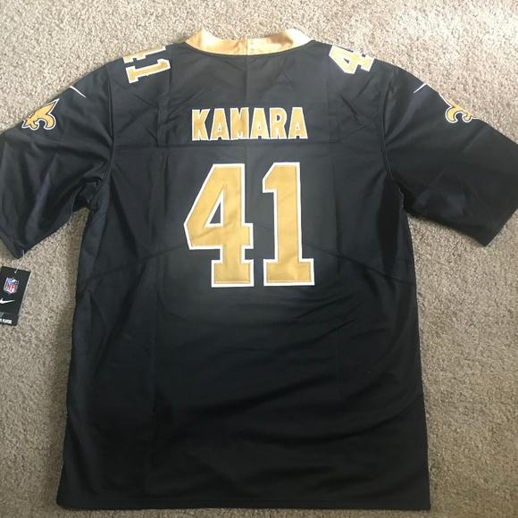 promo code 5e42e 19255 Alvin Kamara New Orleans Saints Jersey NWT